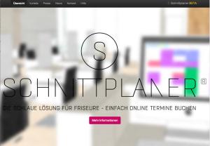 Schnittplaner Homepage